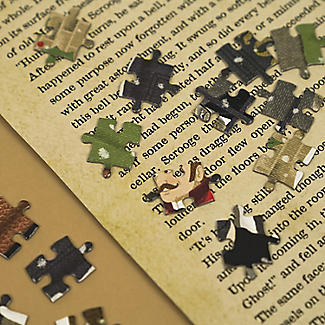 A Christmas Carol Jigsaw Puzzle – Double-Sided 250 Pieces alt image 4