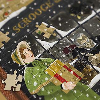A Christmas Carol Jigsaw Puzzle – Double-Sided 250 Pieces alt image 6