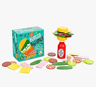 Professor Puzzle Burger Balance Game