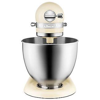 KitchenAid Mini Stand Mixer Almond Cream alt image 2