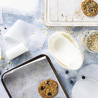 Lakeland Baking Parchment 1lb Deep Loaf Tin Liners x 40 alt image 2