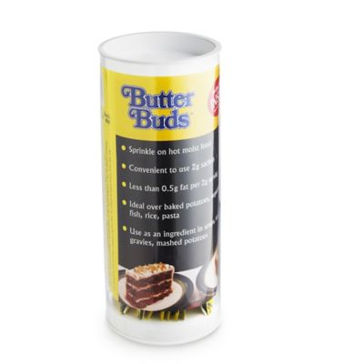 Butter Buds 40 Sachets Of Dried Low Fat Butter Lakeland
