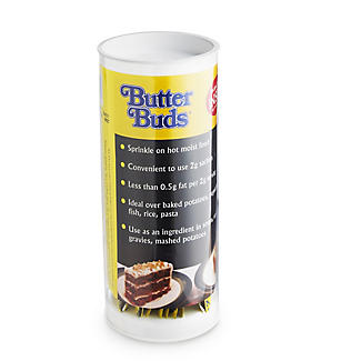 Butter Buds 40 Sachets Of Dried Low Fat Butter