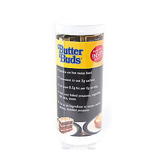 Butter Buds 40 Sachets Of Dried Low Fat Butter alt image 4