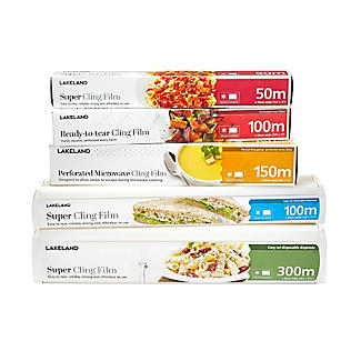 Lakeland Super Cling Film, 30cm x 50m alt image 3