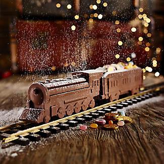 Chocolate Train Mould alt image 2