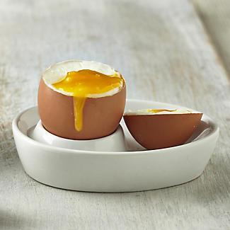 2 Porcelain Egg Cups alt image 2