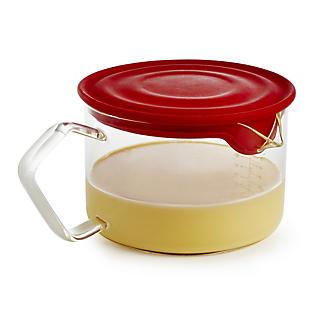 Microwave Glass Saucepan