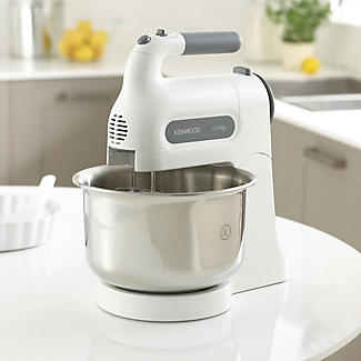 Kenwood Chefette 3L Stand Mixer - Gloss White HM680 alt image 2