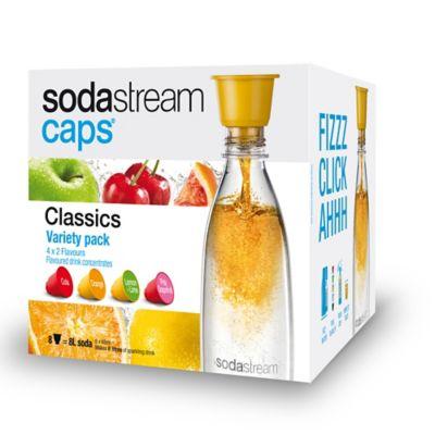 Sodastream 174 Caps Classic Variety Pack Lakeland