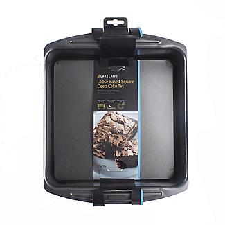 Lakeland Kuchenform mit Hebeboden, tief & quadratisch - 25 cm alt image 7