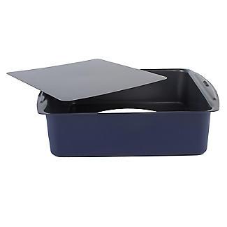 Loose Based Cake Tin - Deep Square 30cm alt image 4