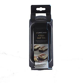 Lakeland 4 Mini Loaf Tins alt image 6