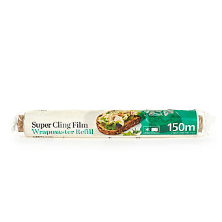 Lakeland Super Cling Film Wrapmaster Refill alt image 1