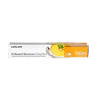 Lakeland Perforated Microwave Cling Film
