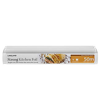 Lakeland Strong Kitchen Foil in Dispenser 30cm x 50m