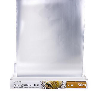 Lakeland Strong Kitchen Foil in Dispenser 30cm x 50m alt image 3