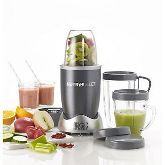 Nutribullet Graphite Blender 12 piece set alt image 2