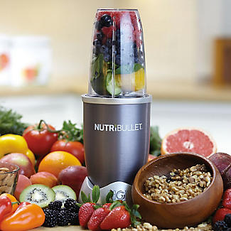 Nutribullet Graphite Blender 12 piece set alt image 3