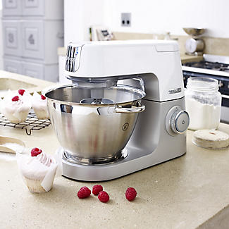 Kenwood Chef Sense 4.6L Stand Mixer - Silver KVC50 alt image 2