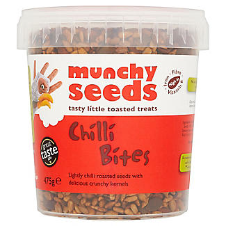 Munchy Seeds Chilli Bites Sprinkles Snack 475g