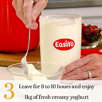 EasiYo 1kg Red Yogurt Maker alt image 5