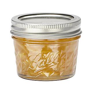 Ball® Quilted Crystal-Marmeladengläser 135 ml x 4 alt image 4