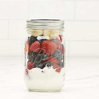 6 Ball Regular Mouth Mason Preserving Jars 490ml alt image 10