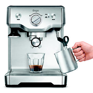 Sage The Duo Temp Pro Espresso Coffee Machine BES810 alt image 2