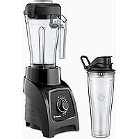 Vitamix S30 Black Personal Blender and Mug