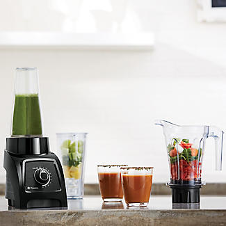 Vitamix S30 Black Personal Blender and Mug alt image 2