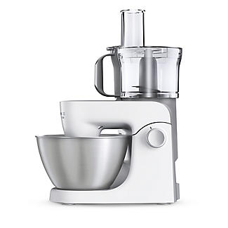 Kenwood Multione Stand Mixer and Food Processor White KHH326WH