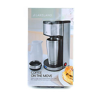 Lakeland Coffee On The Move One Touch Filter Coffee Machine alt image 8