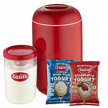 EasiYo 1kg Yogurt Maker and 2 Sachets Starter Kit