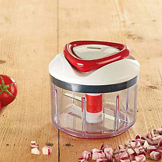 Zyliss Easy Pull Manual Food Processor alt image 3
