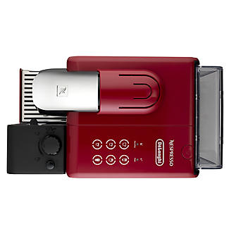 De'longhi Nespresso® Latissima Touch Red Coffee Pod Machine EN550R alt image 2