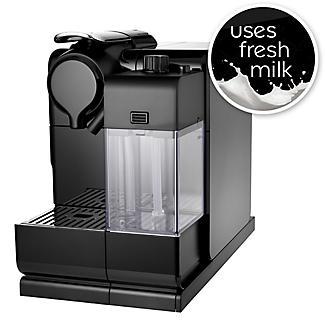 Delonghi Nespresso® Latissima Touch Black Coffee Pod Machine EN550B