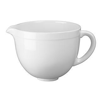KitchenAid® Ceramic Bowl White 5KSMCB5LW