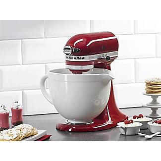 KitchenAid® Ceramic Bowl White 5KSMCB5LW alt image 2