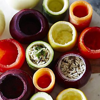 Vegi-Bohrer Obst und Gemüse Entkerner alt image 3