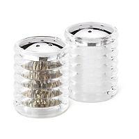 Cole and Mason Beehive Acrylic Salt & Pepper Shakers
