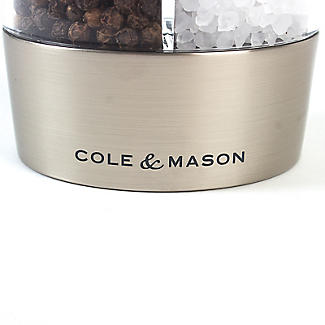 Cole & Mason Kew Electric Grinder Mill - Salt & Pepper Ready Filled alt image 7
