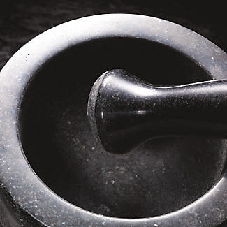 14cm Granite Pestle and Mortar alt image 3