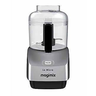 Magimix Le Micro Mini Chopper Satin 18115