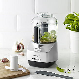 Magimix Le Micro Mini Chopper Satin 18115 alt image 3