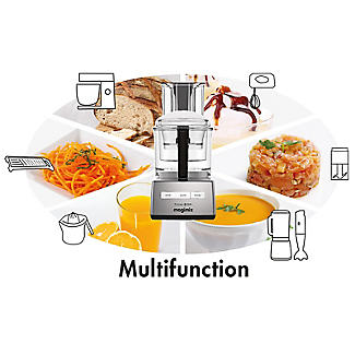 Magimix 5200XL Premium Edition Satin Food Processor 18709 alt image 3