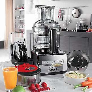 Magimix 5200XL Premium Edition Satin Food Processor 18709 alt image 8