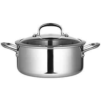 OXO Good Grips Stainless Steel 5 Litre Casserole Dish