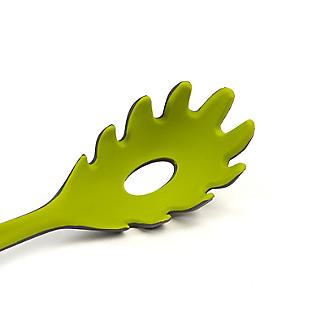 PREPR Green & Grey Silicone Spaghetti Spoon alt image 3