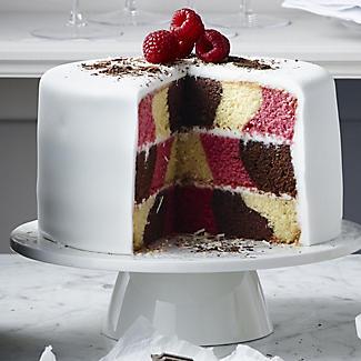 Wilton Checkerboard Cake Pan Set alt image 2